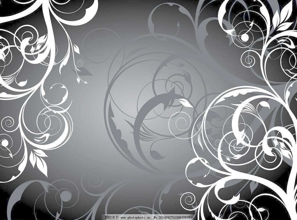 花边矢量素材 花边模板下载 花边 花纹 边框 古典花纹 欧式花边 植物