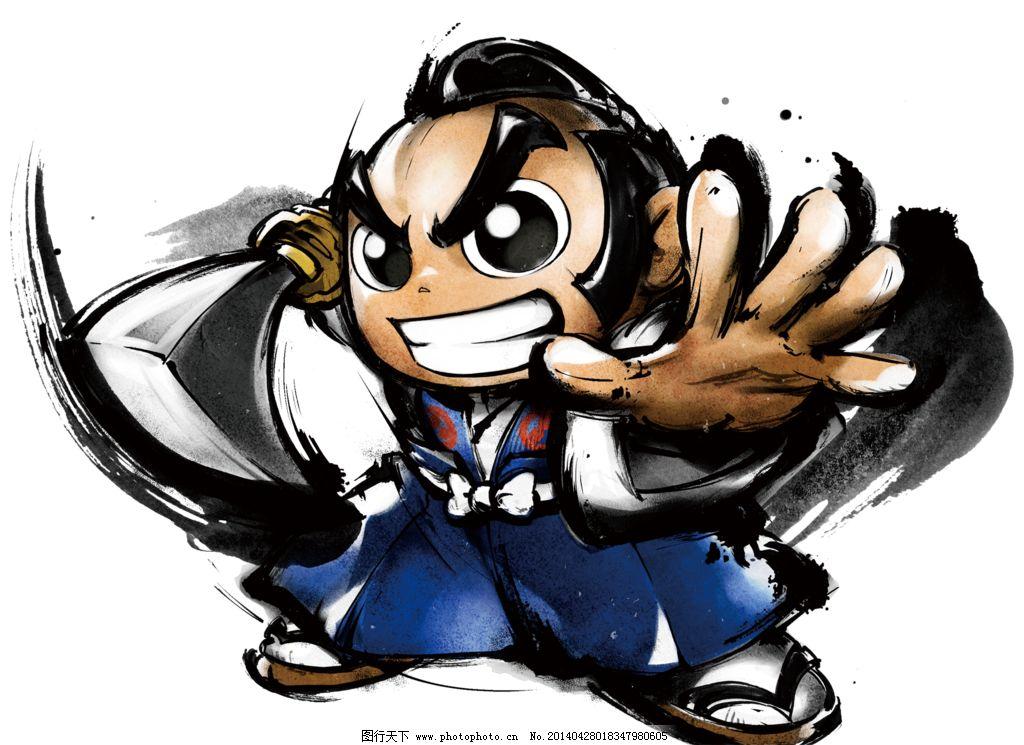 日式卡通图片