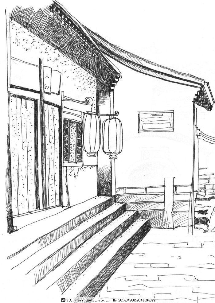 简笔画 手绘 素描 线稿 700_987 竖版 竖屏-简笔画 手绘 线稿 870