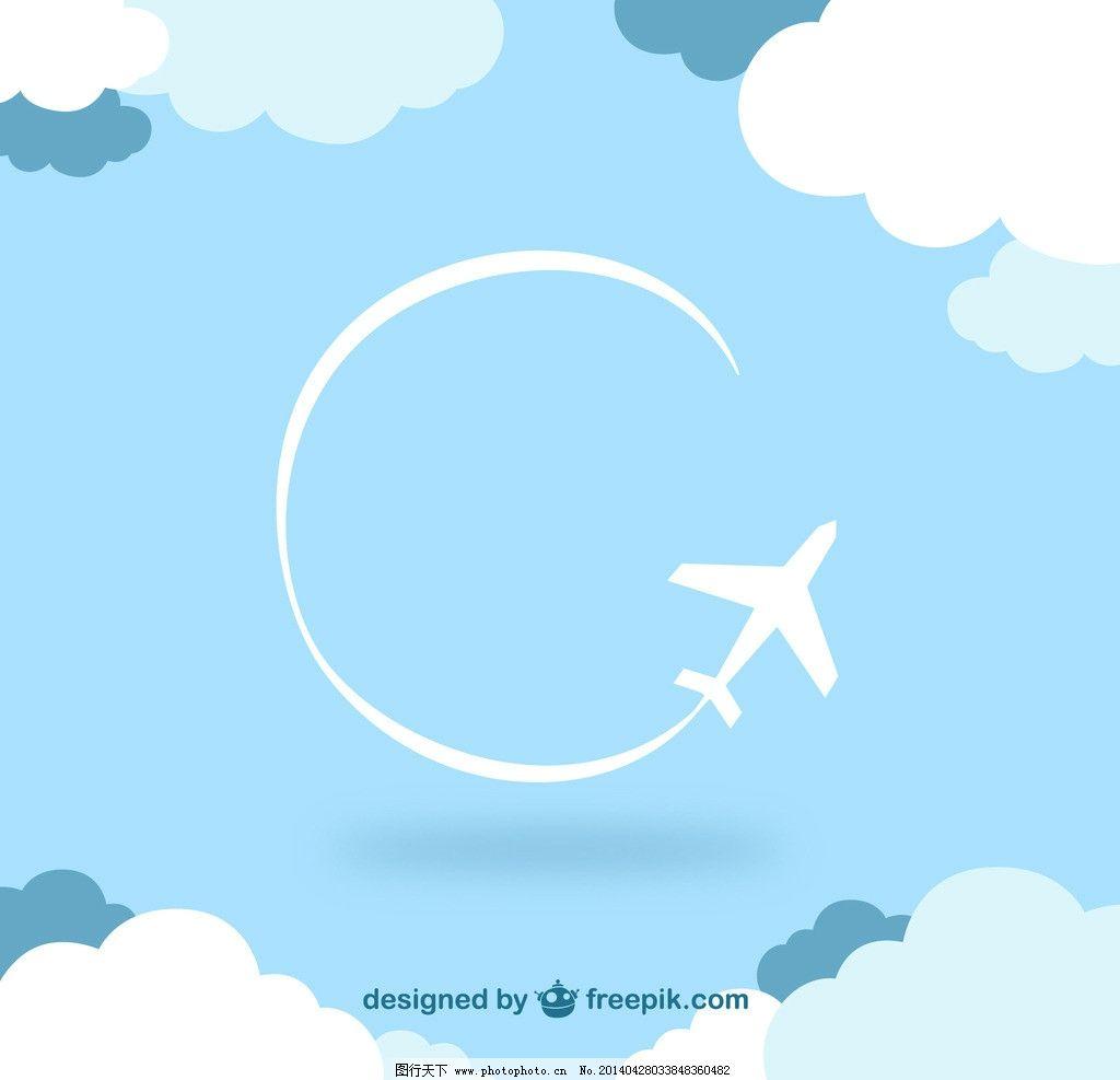 飞机飞行图片_其他图片素材