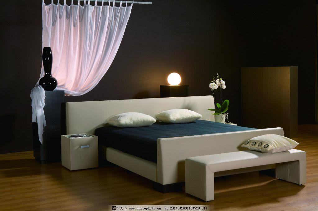 背景墙 床 房间 家居 家具 设计 卧室 卧室装修 现代 装修 1024_681图片