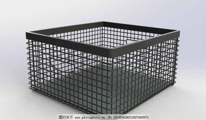 科技小制作篮子