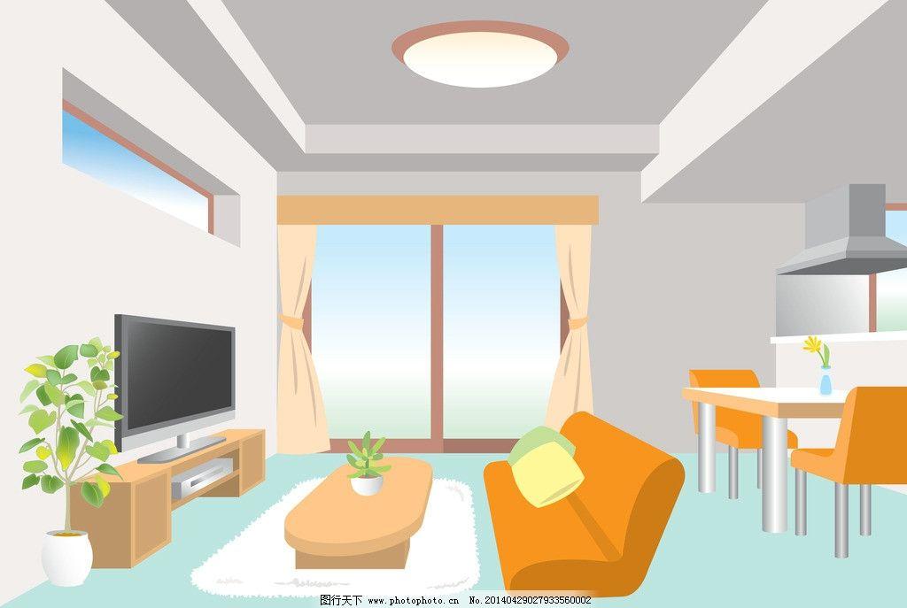 客厅图片_室内设计_环境设计_图行天下图库