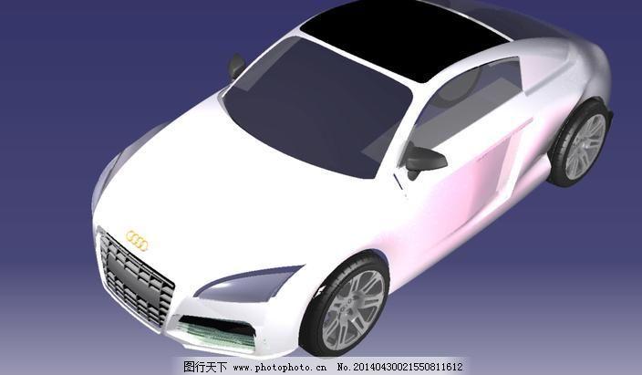 奥迪ttrs_car