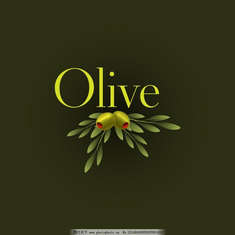 背景 彩绘 橄榄 橄榄枝 植物 彩绘 橄榄枝 橄榄 植物 背景 橄榄树