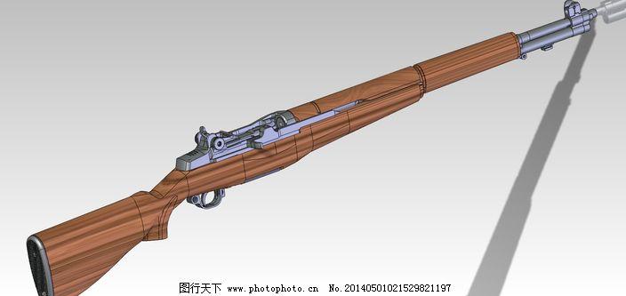 加德兰步枪图片_M1加兰德步枪图片_3DVR素材_实拍视频_图行天下图库