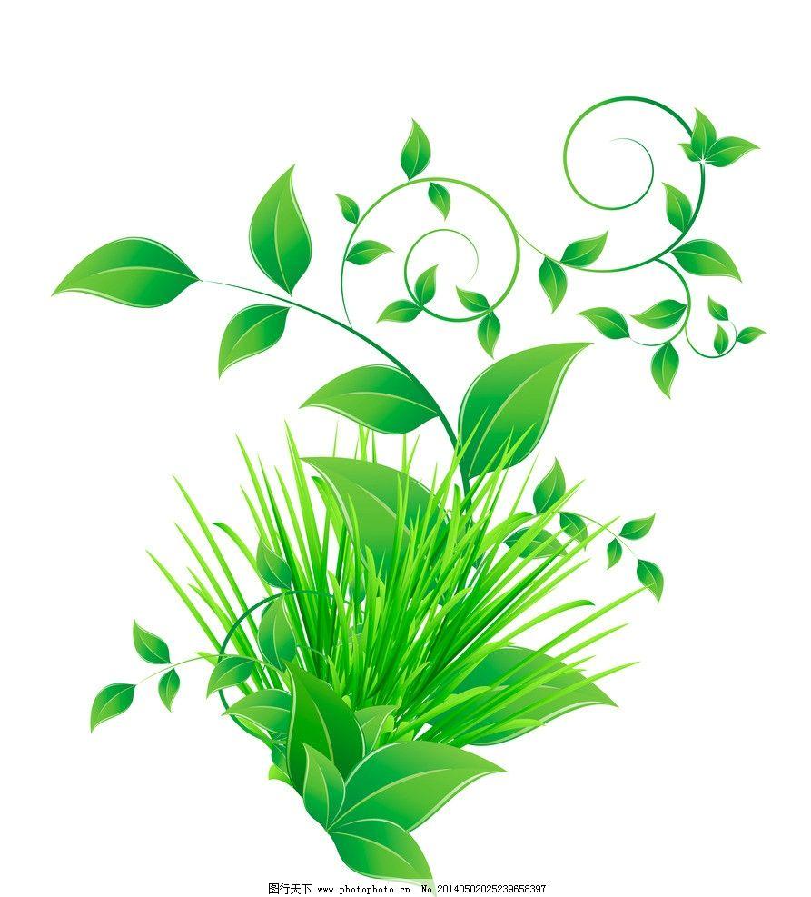 绿叶 叶子 植物 绿色植物 绿色 植物花纹 图案 印花 墙纸 墙帖 壁纸