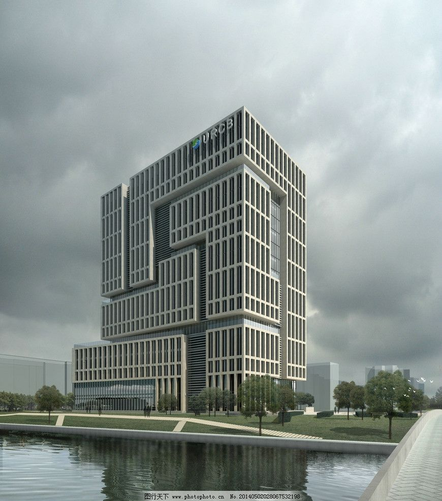 外观建筑 现代             后期      建筑设计 环境设计 设计 72dpi