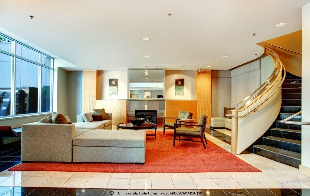 豪华客厅装修 楼中楼 室内装潢 室内设计 室内装修 豪宅 豪华装修