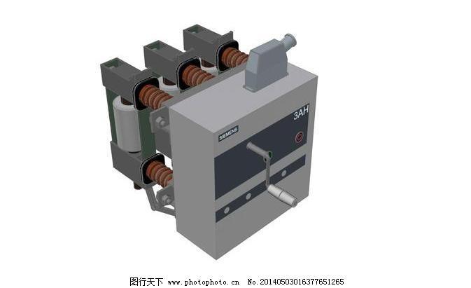 3ah5西门子中压真空断路器 电路 电压