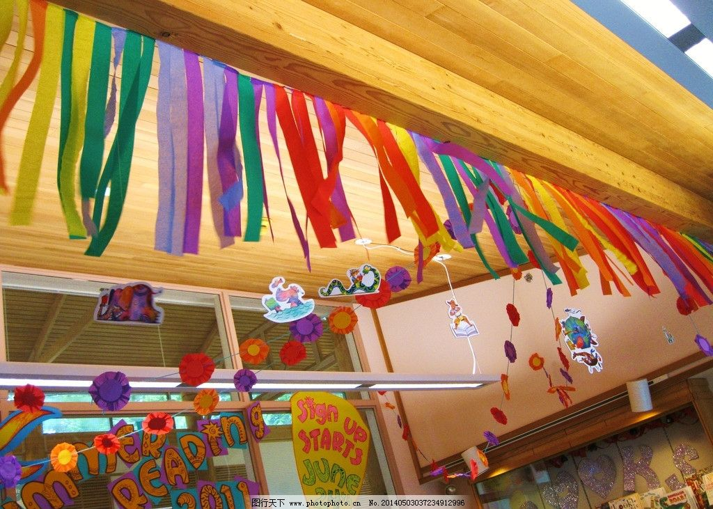 幼儿园环境布置 幼儿园