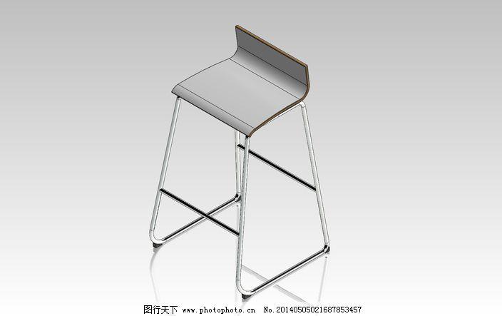 宜家的椅子免费下载 酒吧 宜家 椅子 酒吧 宜家 椅子 凳子坐 3d模型