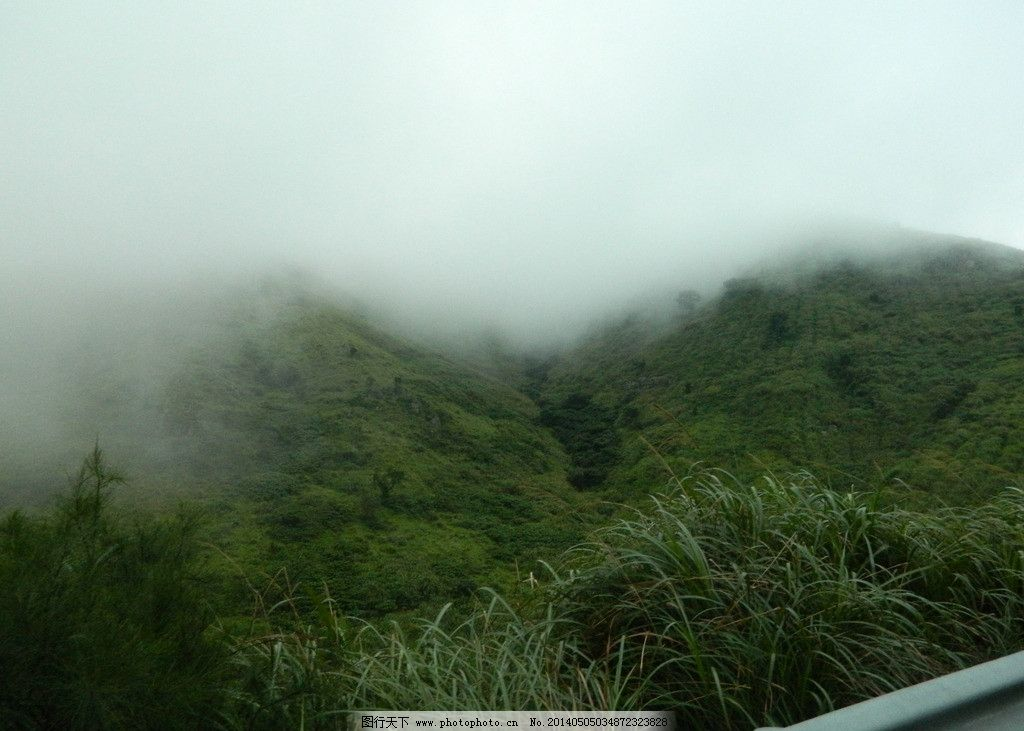 山间迷雾 天空 漂亮 美景 仙境 自然风景 自然景观 摄影