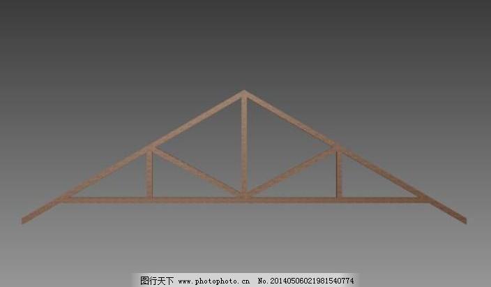 三角形建筑模型设计图分享展示