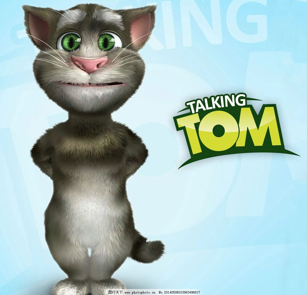 汤姆猫图片图片