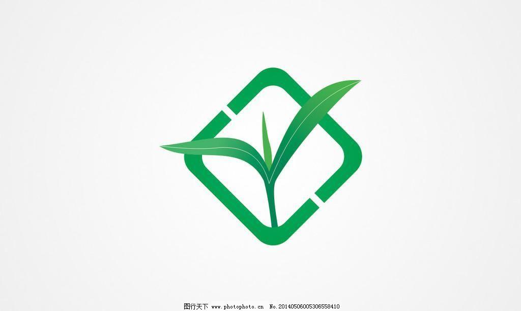 茶叶标志模板下载 茶叶标志 茶叶logo      标志 矢量图 广告设计