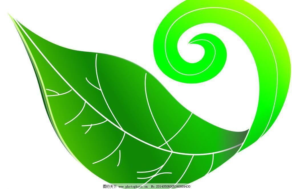 一片叶子 一片茶叶 树木树叶 生物世界 矢量 cdr 矢量图 广告设计