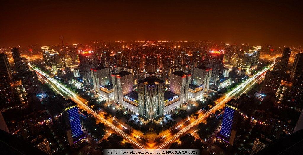 夜景城市图片