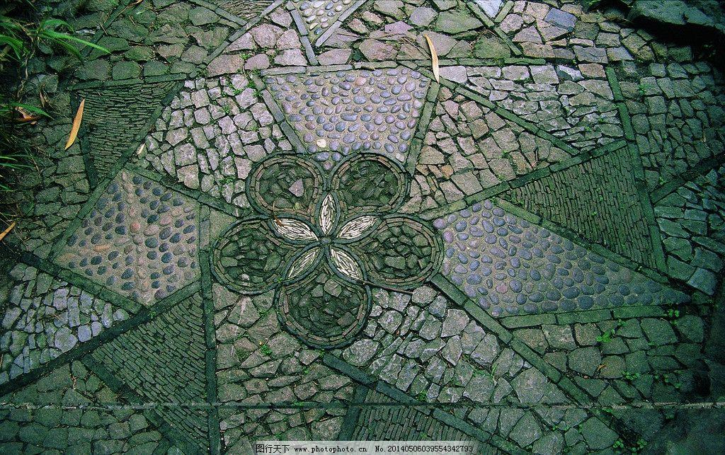 中式铺装 jpg 铺装 园林铺装 传统铺装 园林建筑 建筑园林 摄影 350图片