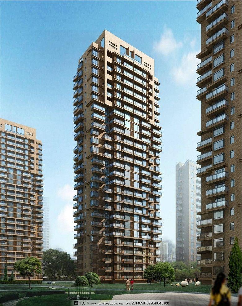 棚改 安置区 效果图 居住区 商业 鸟瞰 城市规划 其他设计