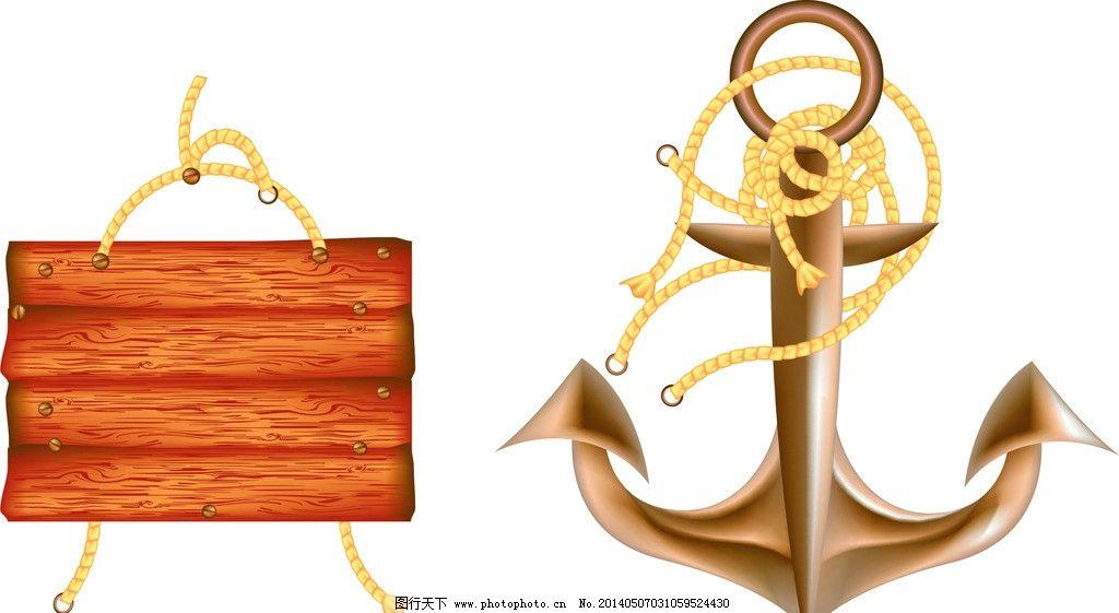 木牌 钩子图片_其他_广告设计_图行天下图库