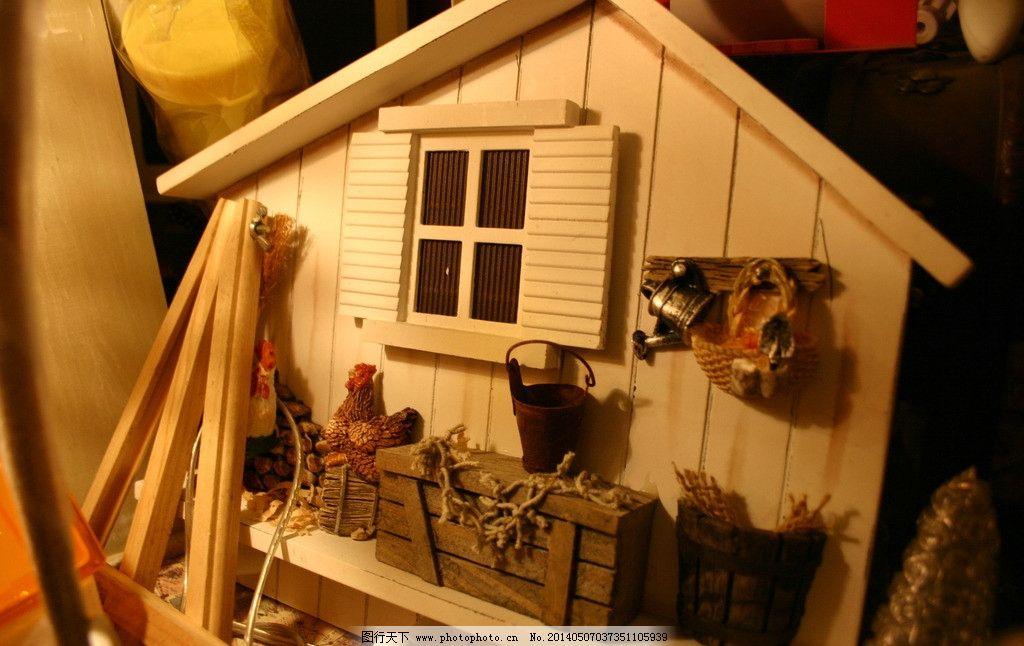 光线的小屋 手工 格子铺 木制 玩物 模型 家居生活 生活百科 摄影 180