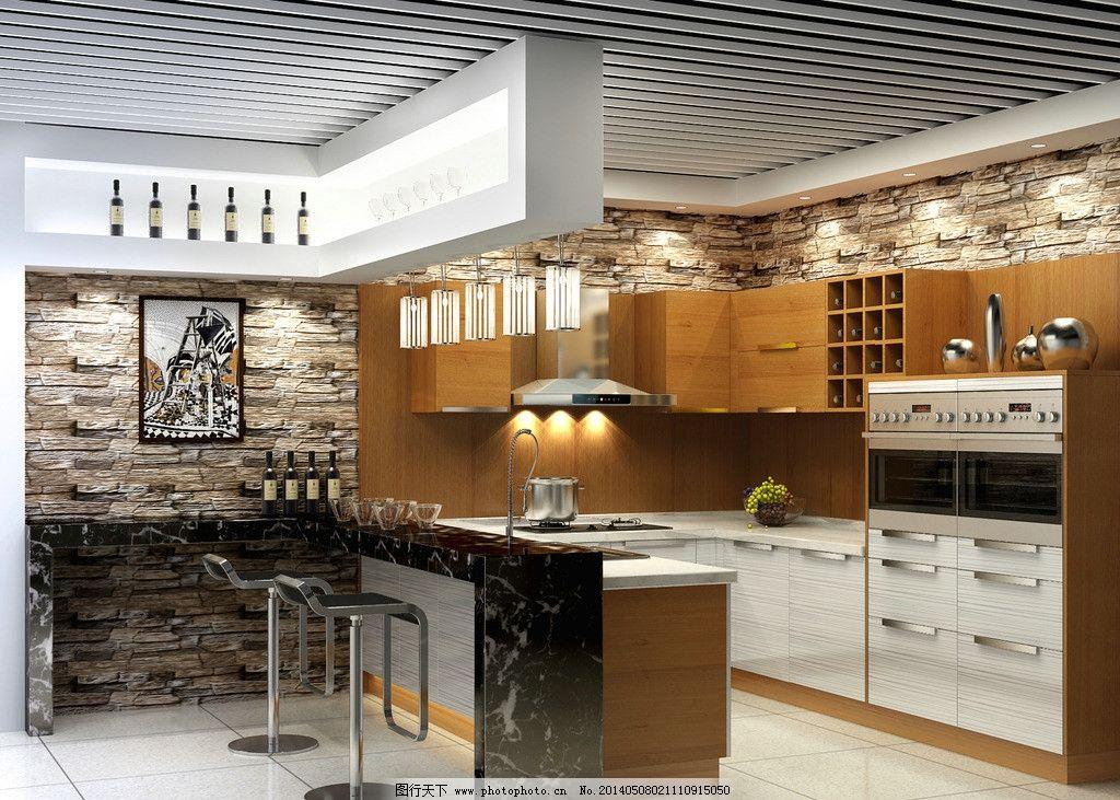 橱柜 家具 装修 品质 生活 开放厨房 餐具 厨具 实木厨房 现代简