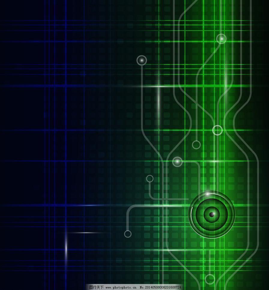 动感 科技 电路板 电路 线路 创新 创意 线条 创意信息 商务背景 商务