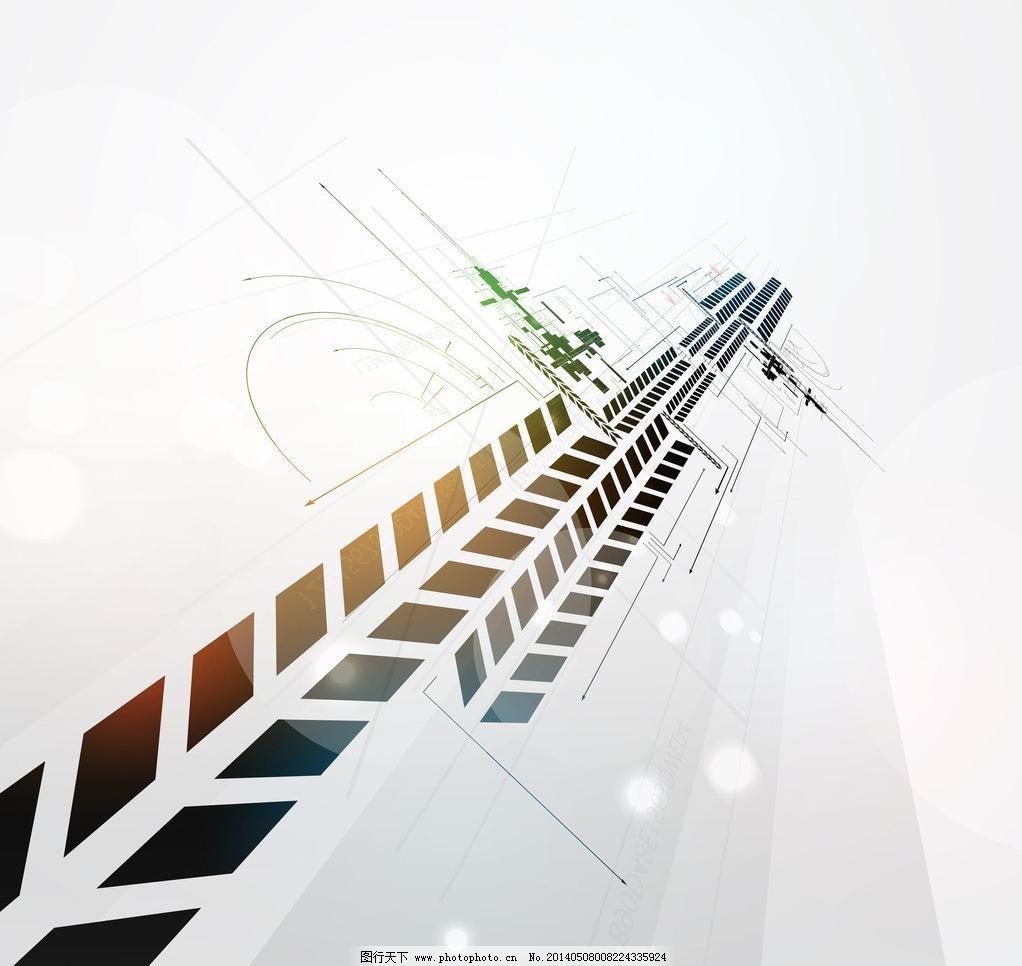 几何体 形状 交错 叠加 抽象 创意 创想 创新 卡片 商务 科技 创意图片