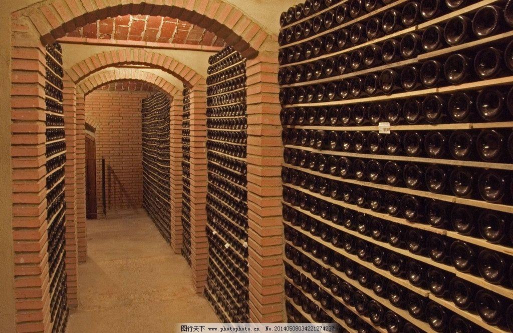 红酒酒窖 地下酒窖 红酒酒庄 红酒葡萄 葡萄酒酿造 人文景观 旅游摄影
