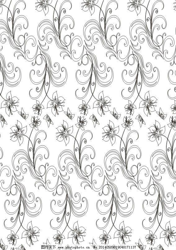 欧式花 欧式花纹 韩国花纹 花纹 雕花 玄关 隔断 屏风 花雕刻纹 木雕