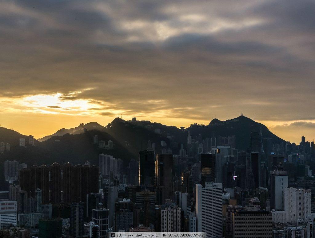 香港 九龙 维多利亚港 摩天大厦 港岛 国内旅游 旅游摄影 摄影 72dpi