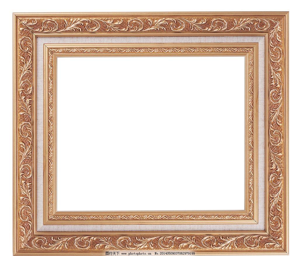 边框画框 画框边框相框 欧式风格 雕花 浮雕 木质木材 油画边框 装饰