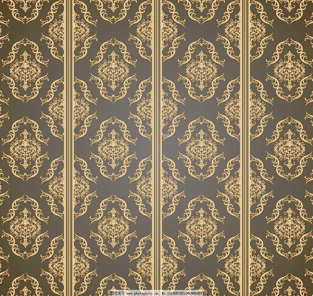 欧式黄色地毯贴图