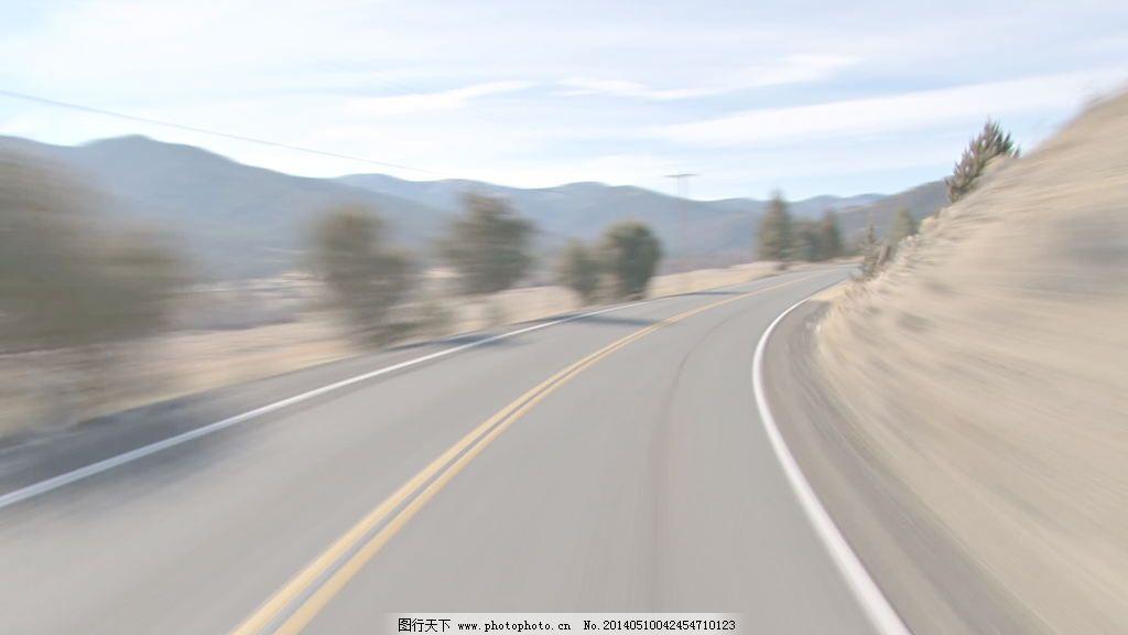 农村的驱动定时股票视频 视频免费下载 道路 国家 活动 街道 快