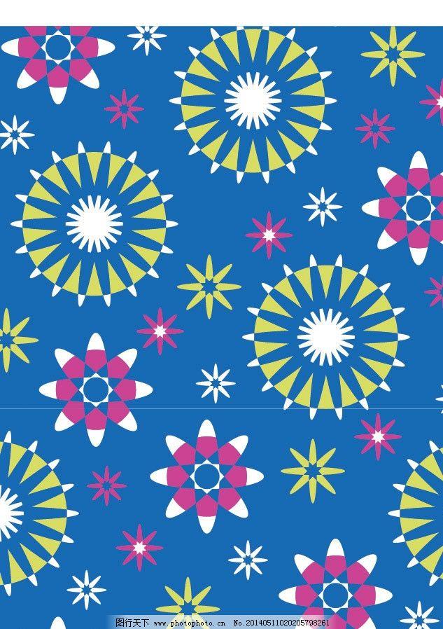 花纹 花朵 布纹 图案 印花 花布 纹理 印染花纹 印花图案 图形