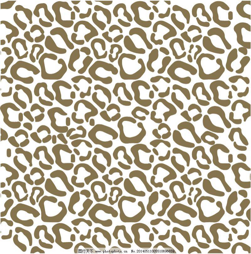 精美豹纹背景 精美豹纹背景免费下载 斑点 抽象 创意 花纹 花纹
