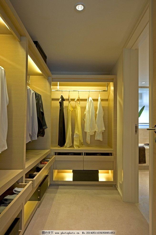 港式装修衣帽间 室内 装修 建筑 设计 衣帽间 港式 衣柜 室内摄影