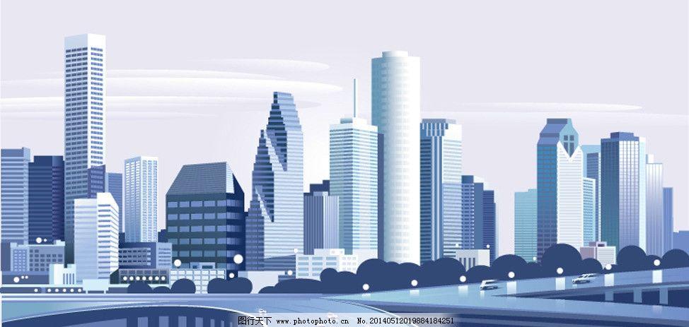 现代/现代城市建筑图片