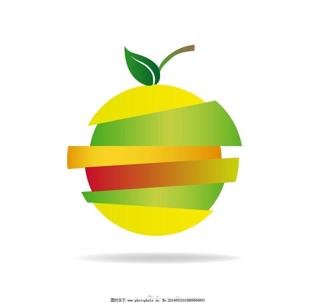 设计图库 标志图标 企业logo标志  苹果 餐饮 餐饮标签 啤酒 标签