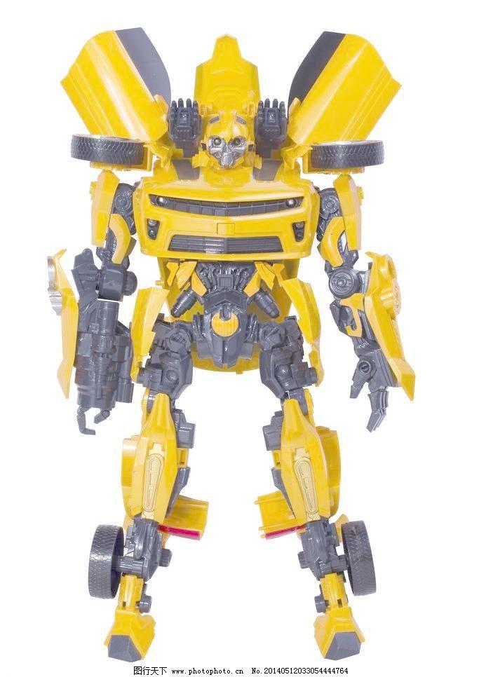 变形金刚 大黄蜂图片