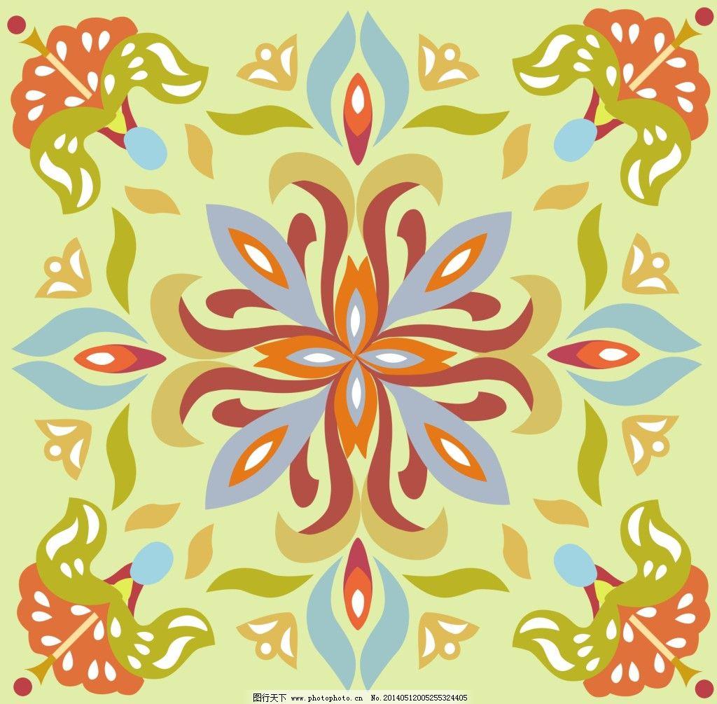 底纹边框免费下载 花纹 四方连续 图案 纹样 纹样 四方连续 花纹 图案
