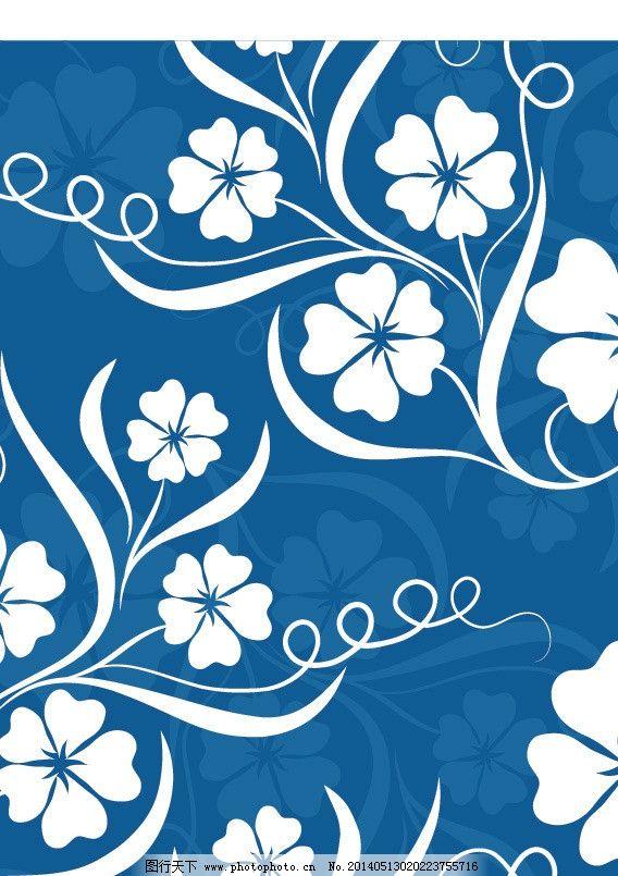 花布 纹理 印染花纹 印花图案 图形 图案设计 简洁图案 花纹花边 欧式