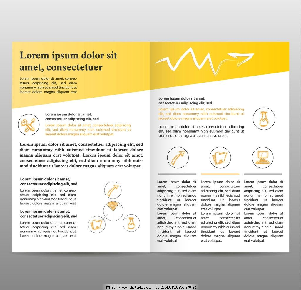 画册内页 画册排版 板式设计 折页 版式 书籍 图文分析 图文图片