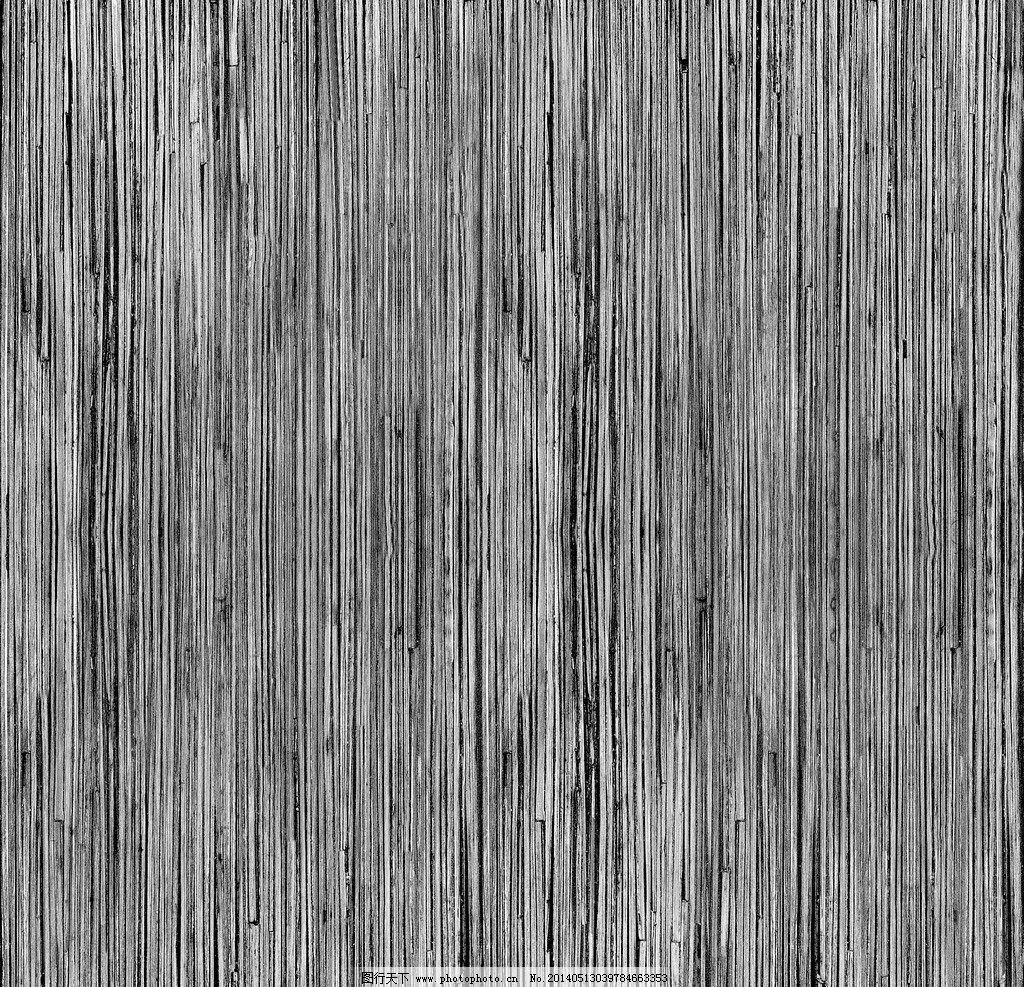 黑白木纹图片