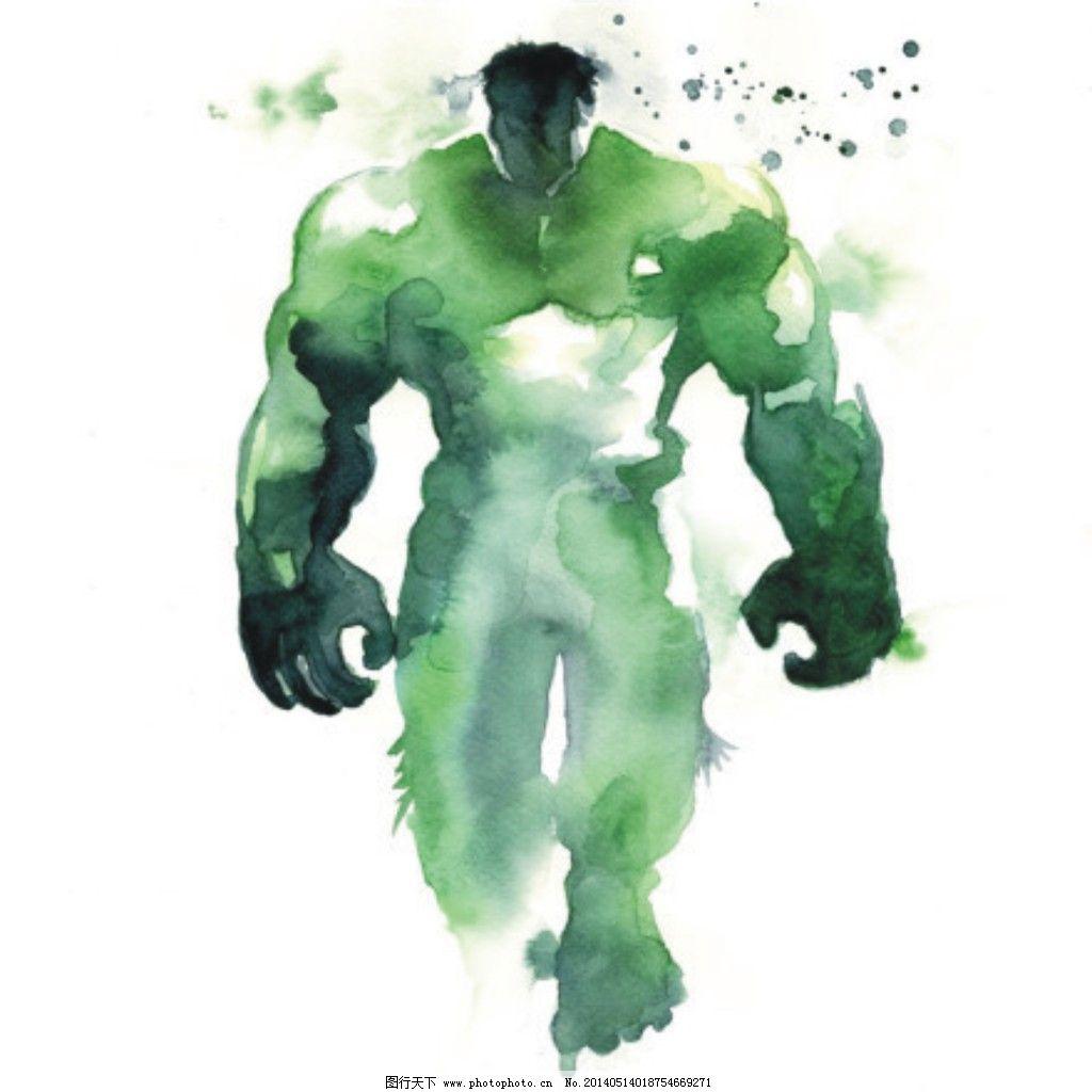 卡通 绿巨人 英雄 绿巨人 英雄 动漫 卡通 图片素材 卡通|动漫|可爱