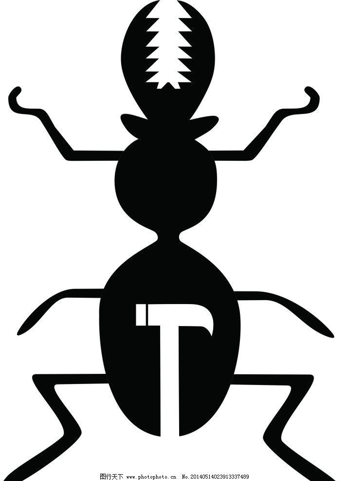 蚂蚁简笔画10
