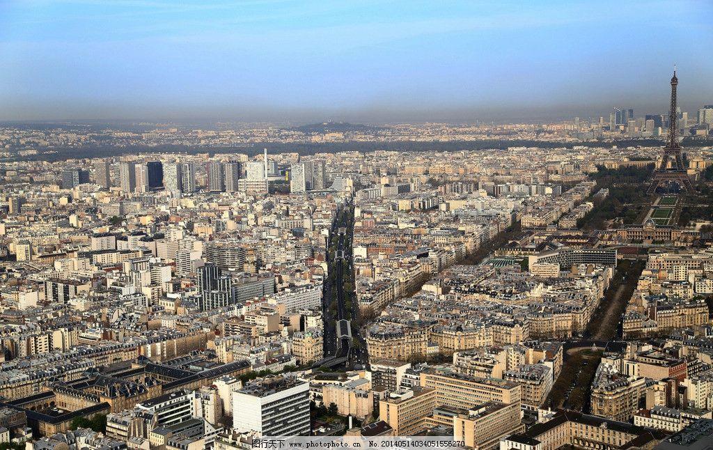 巴黎建筑图片