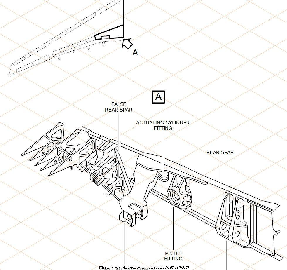 民航飞机维修手册插图图片