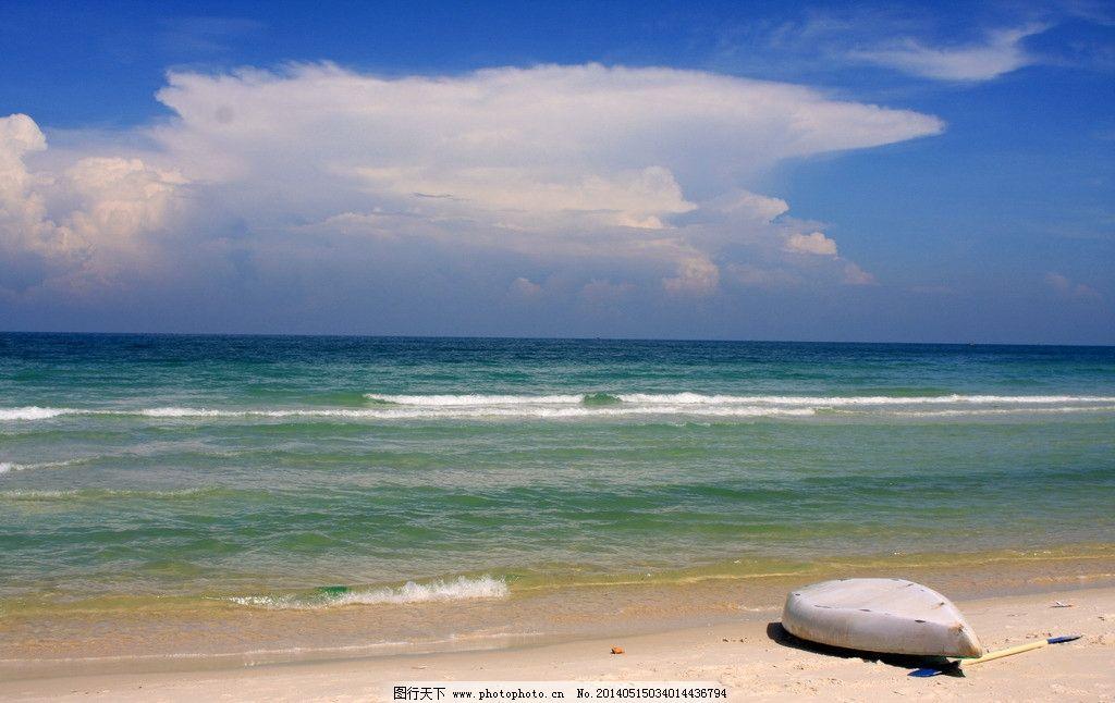 海边 越南 富国岛 船 云 国外旅游 旅游摄影 摄影 72dpi jpg